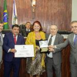 Antônio Henrique, Raimundo Filho, Fátima Duarte, Idalmir Feitosa E Assis Cavalcante