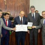 Antônio Henrique, Raimundo Filho, Honório Pinheiro, Augusto Albuquerque E Assis Cavalcante