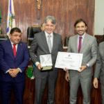 Antônio Henrique, Raimundo Filho, Riamburgo Ximenes, Guilherme Sampaio E Assis Cavalcante