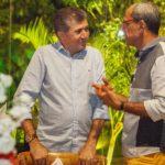 Antonio Henrique e Mano Alencar 2 150x150 - Ciro Gomes ganha aniversário surpresa no Pipo Restaurante