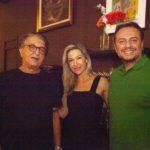 Arialdo Pinho Carmen Rangel e Adriano Nogueira 2 150x150 - Ciro Gomes ganha aniversário surpresa no Pipo Restaurante
