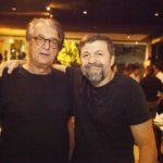 Arialdo Pinho e Elcio Batista 2 150x150 - Ciro Gomes ganha aniversário surpresa no Pipo Restaurante