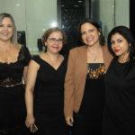 Auricleide Almeida, Elisabeth Magalhães, Paula Silveira E Tatiana Oliveira