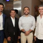 Caio Lima, Ronaldo Rodrigues, Afonso De Deus E Ronaldo Barbosa