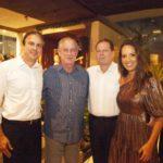 Camilo Santana Ciro Gomes Julio Ventura e Gisele Bezerra 2 150x150 - Ciro Gomes ganha aniversário surpresa no Pipo Restaurante