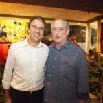 Camilo Santana e Ciro Gomes 2 150x150 - Ciro Gomes ganha aniversário surpresa no Pipo Restaurante