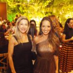 Carmen Rangel e Gisele Bezerra  2 150x150 - Ciro Gomes ganha aniversário surpresa no Pipo Restaurante