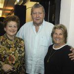 Catarina Marino, Antôni Nelson E Ana Lúcia Bastos