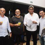 Chagas Cunha, Zaquira Nobre, Wlamir Sousa E Vanger Santos