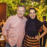 Chef Bernard e Fernanda 2 150x150 - Ciro Gomes ganha aniversário surpresa no Pipo Restaurante