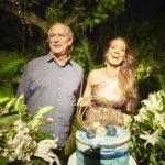 Ciro Gomes e Gisele Bezerra 2 150x150 - Ciro Gomes ganha aniversário surpresa no Pipo Restaurante