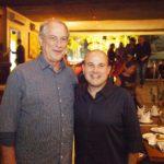 Ciro Gomes e Prefeito Roberto Cláudio 2 150x150 - Ciro Gomes ganha aniversário surpresa no Pipo Restaurante