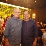 Ciro Gomes e Samuel Dias 2 150x150 - Ciro Gomes ganha aniversário surpresa no Pipo Restaurante