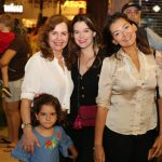 Claudia, Bianca E Marina Cavalcante, Gisele Passos
