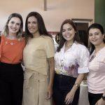 Daniele Holanda, Ana Virgínia Martins, Samara Albuquerque E Auxiliadora Gomes