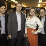 Davis Mesquita, André Pimentel, Mirian Saraiva E Claudio Pinheiro