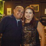 Desembargador Theodoro Santos e Ana Maysa 2 150x150 - Ciro Gomes ganha aniversário surpresa no Pipo Restaurante