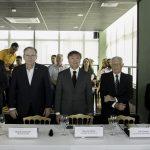 Dimas Barreira, Ricardo Cavalcante, Maurício Filizola, Flávio Saboya E Alci Porto (3)