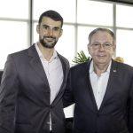 Dimas Barreira E Ricardo Cavalcante