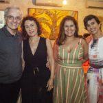 Ednardo e Luiza Serpa Angelica Leal e Lucirene Maciel 2 150x150 - Ciro Gomes ganha aniversário surpresa no Pipo Restaurante