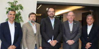 Eduado Neves, Elcio Batista, Nelson Barbosa, Ricardo Cavalcante (2)