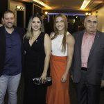 Eduardo E Rafaele Figueiredo, Aline Lima E Wilton Daher