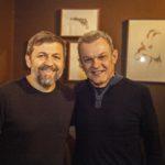 Elcio Batista e Dr Sarto 2 150x150 - Ciro Gomes ganha aniversário surpresa no Pipo Restaurante