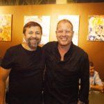 Elcio Batista e Lucio Gomes 2 150x150 - Ciro Gomes ganha aniversário surpresa no Pipo Restaurante