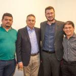 Eugenio Da Silva, Raniere Leitão, Rodrigo Leite E Vilmar Linhares