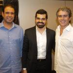 Fábio Campos, Pedro Garcia E Ronaldo Barbosa