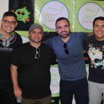 Felipe, Wladir, Hiro E Kadu