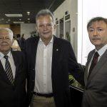 Flávio Saboya, André Figueiredo E Maurício Filizola