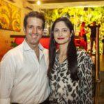 Francisco Montalverne e Taryn Montalverne 1 150x150 - Ciro Gomes ganha aniversário surpresa no Pipo Restaurante
