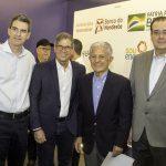 Geraldo Luciano, Severino Ramalho, Oto De Sá Cavalcante E Delano Macêdo