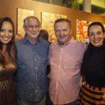 Gisele Bezerra Ciro Gomes Chef Bernard e Fernanda 150x150 - Ciro Gomes ganha aniversário surpresa no Pipo Restaurante