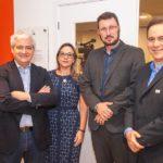 Gustavo Zevallos, Georgia Filomeno, Rodrigo Leite E Luiz Antonio