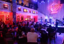 Haloween Do Hard Rock Café No Riomar Fortaleza 46
