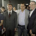 Heitor Freire, Maurício FIlizola, José Airton, Ricardo Cavalcante E Flávio Saboya