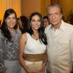 Heloisa, Natiane E Everardo Telles
