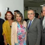 Honório Pinheiro, Fátima Duarte, Selma Cabral, Assis Cavalcante E Riamburgo Ximenes