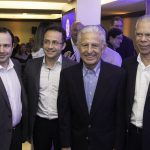Igor Barroso, Romulo Dias, Oto De Sá Cavalcante E Sérgio Melo