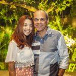 Ingrid Medeiros e Mano Alencar 150x150 - Ciro Gomes ganha aniversário surpresa no Pipo Restaurante