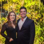 Isabella Ney e Pipo 150x150 - Ciro Gomes ganha aniversário surpresa no Pipo Restaurante