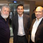 João França, Luiz Miranda E Marcelo Vieira