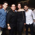 João Pedro, Germano, Carol E Germano Belchior Filho
