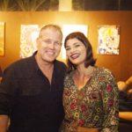 Jorge e Livia Albuquerque 150x150 - Ciro Gomes ganha aniversário surpresa no Pipo Restaurante