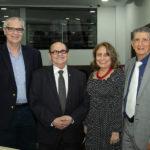 José Do Egito, José Boris, Graça Bringel E Roberto Farias