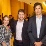 Juliana Clarnet, Thiago Santos E Ary Zanetta