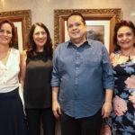 Jussara Régas, Ritinha Saraiva, Marcos Lage E Vania Canamary (1)