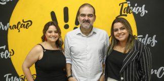 Karla Rodrigues, Bosco Couto E Renata Benevides (2)